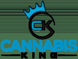 cannabis king logo